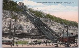 Pittsburgh, PA., Monongahela Incline, South Side -