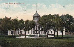KINGSTON, Ontario, Canada, PU-1910; Court House