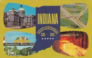 Multi View Indiana Sesquicentennial