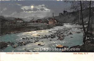 Otsquago Creek Fort Plain NY Unused