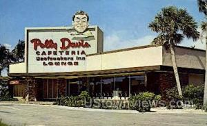 Polly Davis Cafeteria Daytona FL Unused