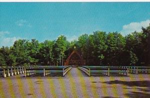 Canada Sherbrooke Beauvoir Chapelle Exterieure Outdoor Chapel