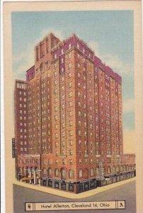 Ohio Cleveland 14 Hotel Allerton