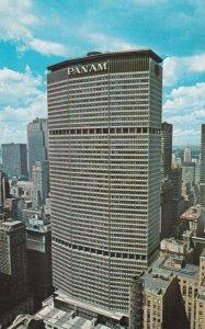 NEW YORK CITY , 1950-60s ; Pan Am Building
