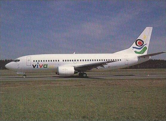 VIVA AIR BOEING 737-344