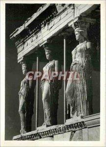 Postcard Modern Athens
