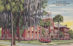 Florida Deland Elizabeth Hall John B Stetson University 1951
