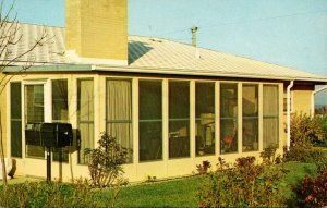 Advertising Armaclad Patio Room Hess Manufacturing Quincy Pennsylvania