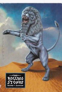 Advertising Music The Rolling Stones Bridges To Babylon 1997