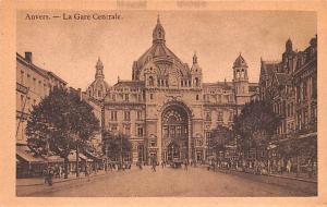 Anvers Belgium, Belgique, Belgie, Belgien La Gare Centrale Anvers La Gare Cen...
