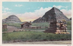 ROOSEVELT PARK , North Dakota , 10-30s ; East Entrance