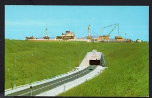 NY Billion-Dollar St Lawrence River Seaway Power Development Eisenhower Lock - C