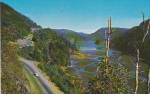 Canada Malahat Trans-Canada Highway British Columbia