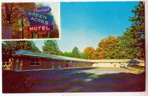 Green Acres Motel, Kingsman OH