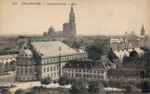 France Strasbourg Strassburg Postcard Lot of 10 RPPC and Printed 01.03