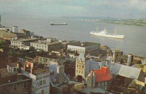 MONTREAL, Quebec, Canada, PU-1970; Aerial View