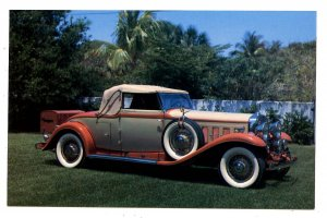1931 Cadillac V-16 Convertible Coupe by Fleetwood