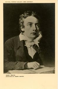 Famous People - John Keats