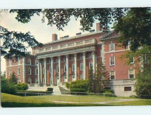 Unused Pre-1980 MAXWELL SCHOOL AT SYRACUSE UNIVERSITY Syracuse New York NY r8863
