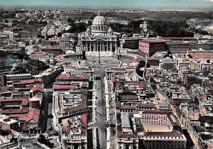 St Peter's Roma Italy 1957