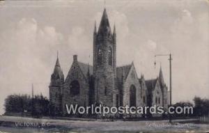 British Columbia, Canada Methodist Church Victoria  Methodist Church