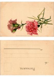 CPA Fruhlingsboten Meissner & Buch Litho Serie 1027 (730476)