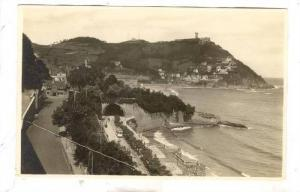 RP: San Sebastian , Miramar y monte Igueldo , Spain , 00-10s