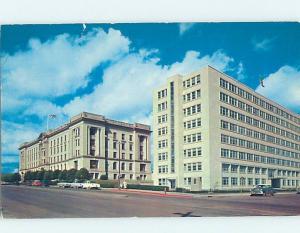 Pre-1980 BUILDING SCENE Edmonton Alberta AB H6032