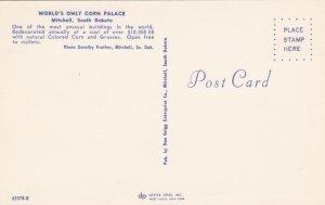 South Dakota Mitchell World's Only Corn Palace sk3788