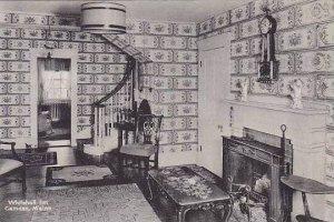 Maine Camden The Whitehall Inn Albertype