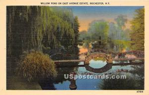 Willow Pond Rochester NY Unused