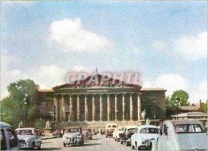 Modern Postcard Paris Palais Bourbon Citroen 2CV