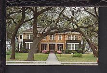 Garner Museum,Uvaide,TX Postcard BIN
