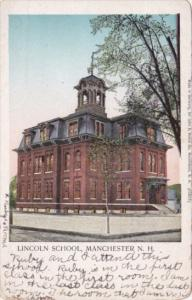 Lincoln School Manchester New Hampshire