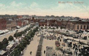 SALISBURY , Wiltshire , England , 00-10s ; Market Place