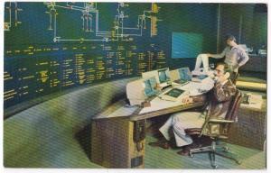 Centre De Control Du Reseau, Network Control, Montreal