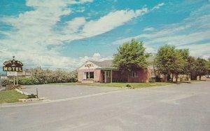CORTEZ , Colorado , 1964 ; Rock-A-Way Motel