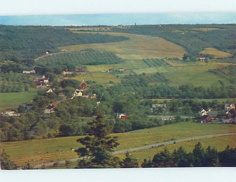 Pre-1980 GASPEREAUX VALLEY Wolfville - Near Kentville Nova Scotia NS F9162