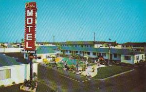 California Los Angeles Capri Motel With Pool
