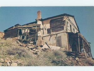 Unused Pre-1980 HISTORIC HOME Jerome Ghost Town - Prescott Arizona AZ W3498