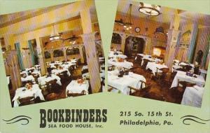 Main Dining Room Bookbinders Philadelphia Pennsylvania