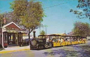 Florida Key West Depot &  Conch Tour Train