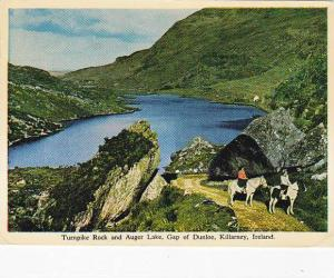 Ireland Turnpike Rock & Auger Lake Gap of Dunloe Killarney