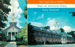USA Pennsylvania Wayne Valley Forge Military Academy 03.76