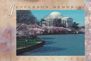 Washington D C The Jefferson Memorial