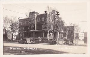 RP, Hopital St. Joseph, LAC MEGANTIC, Quebec, Canada, 1920-1940s