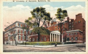 USA University of Maryland Baltimore 03.05