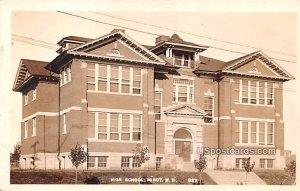 High School in Minot, North Dakota