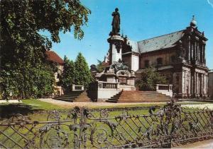 B63467 Poland Warszawa Adam Mickiewicz monument