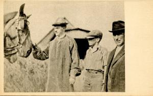 VT - Plymouth. President Calvin Coolidge and Son and Father